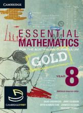 Essential Mathematics Gold for the Australian Curriculum Year 8