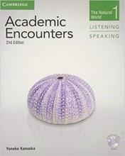 Academic Encounters Level 1 Student's Book Listening and Speaking with DVD: Level 1