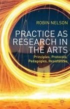 Practice as Research in the Arts