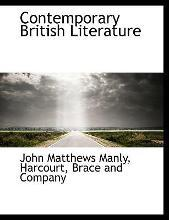 Contemporary British Literature