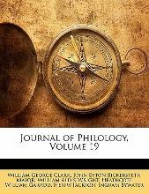 Journal of Philology, Volume 19