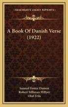 A Book of Danish Verse (1922)