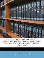 An Introduction to Byrom's Universal English Short-Hand