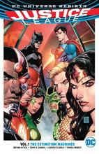 Justice League: Rebirth Volume 1