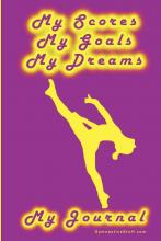Gymnastics Journal... My Scores, My Goals, and My Dreams