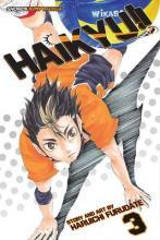 Haikyu!!: Vol. 3