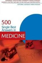 500 Single Best Answers in Medicine