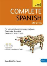 Complete Spanish (Learn Spanish with Teach Yourself): Audio Support