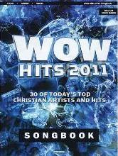 Wow Hits 2011 Songbook