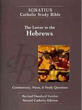 Ignatius Catholic Study Bible: Hebrews
