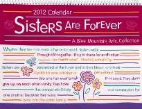 Sisters Are Forever Calendar