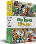 Walt Disney Uncle Scrooge and Donald Duck the Don Rosa Library Vols. 5 & 6