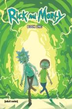 Rick and Morty, Book 1