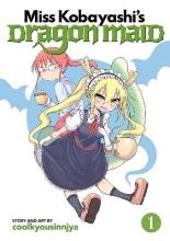 Miss Kobayashi's Dragon Maid: Vol. 1