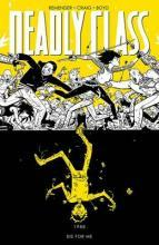 Deadly Class: Die for Me Volume 4