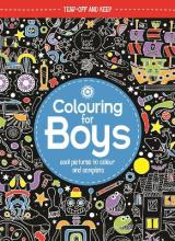Colouring for Boys