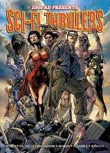 2000 AD Presents Sci-fi Thrillers