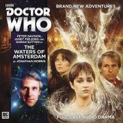 Doctor Who Main Range 208 - The Waters of Amsterdam