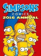 The Simpsons 2016