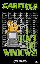 Garfield - I Don't Do Windows!