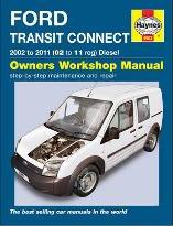 Ford Transit Connect Diesel Service and Repair Manual