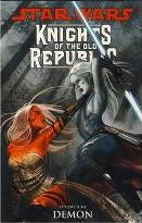 Star Wars - Knights of the Old Republic: Demon v. 9