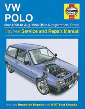 Volkswagen Polo (90-94) Service and Repair Manual