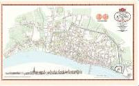 The City of London Map 1520
