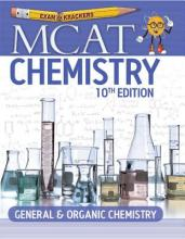 10th Edition Examkrackers MCAT Chemistry