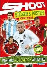 Shoot Sticker & Poster Activity Annual 2014