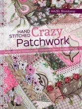 Hand Stitched Crazy Patchword