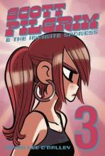 Scott Pilgrim: Scott Pilgrim and the Infinite Sadness v. 3
