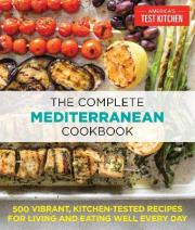 Complete Mediterranean Diet Cookbook