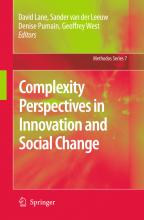 Complexity Perspectives in Innovation and Social Change