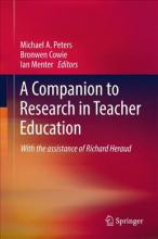 A Companion to Research in Teacher Education 2017