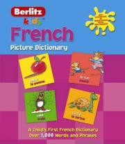 Berlitz Language: French Picture Dictionary