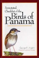 Annotated Checklist of the Birds of Panama