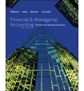 Financial & Managerial Accounting with Connect Plus