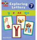 Project X: Phonics: Red Exploring Letters 7