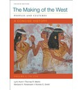 Making of the West: A Concise History, Volume I: Peoples and Cultures