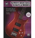 Alfred's Basic Bass Scales & Modes: The Easiest Way to Get the Essentials Under Your Fingers