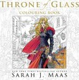 The Throne of Glass Colouring Book