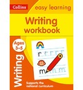 Writing Workbook Ages 3-5: New Edition