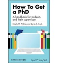 How to get a PhD
