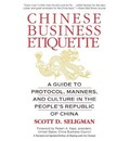 Chinese Business Etiquette