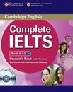 Complete: Complete IELTS Bands 5-6.5 Student's Book with Answers with CD-ROM