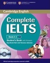 Complete: Complete IELTS Bands 4-5 Student's Book with Answers with CD-ROM