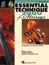 Essential Technique 2000 for Strings