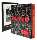 """Maus: """"My Father Bleeds History"""", """"Here My Troubles Began"""" v. 1 & 2"""