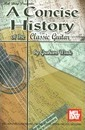 Concise History of TE Classic Guitar